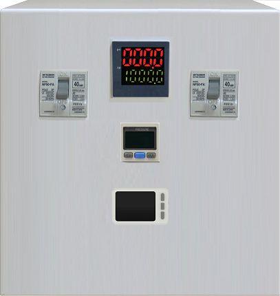 圧力計・流量計搭載型 ACCPFM