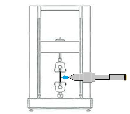 引張試験機の低温設定-冷風クーラーの活用法
