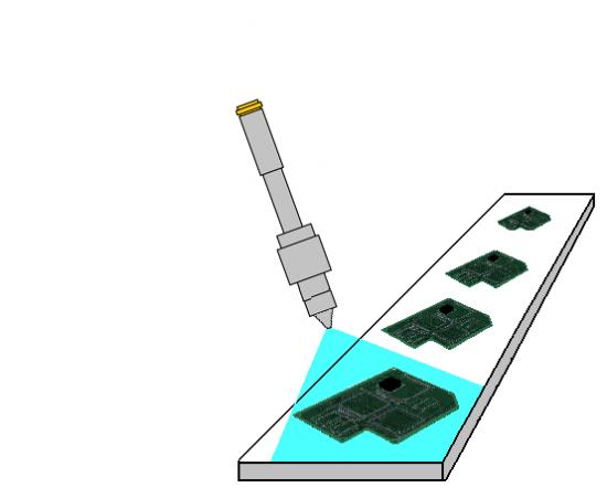 プリント基板の冷却