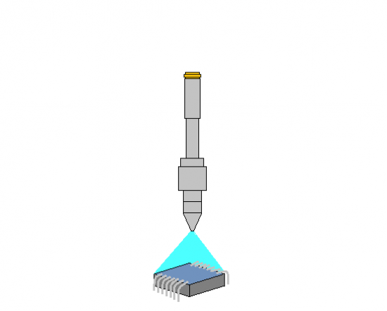 半導体の低温動作の評価